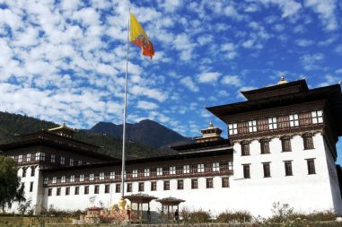 Importance of Dzongs in Bhutan
